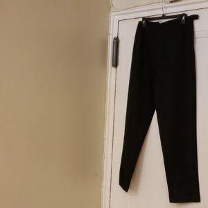 Geoffrey Beene Black Sport Pants Size 10
